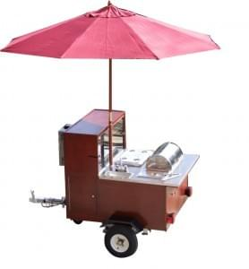 HOW TO BUILD A HOT DOG CART